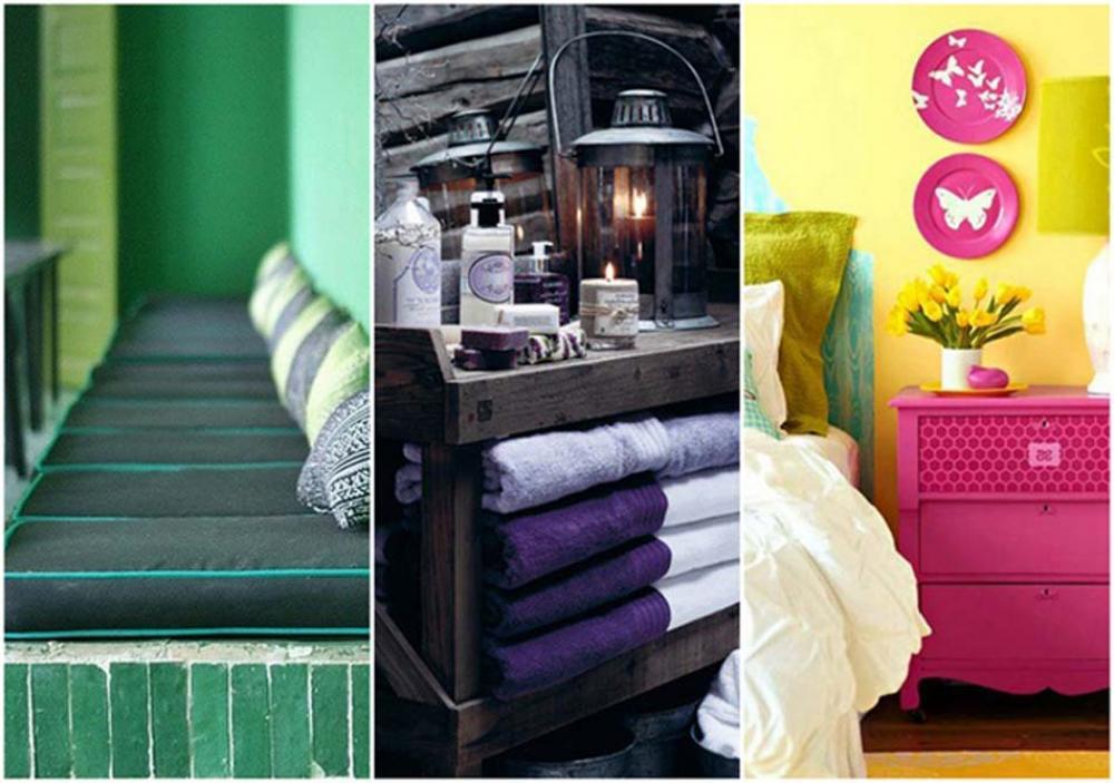 Exemples Palettes De Couleurs Design Intérieur Maison