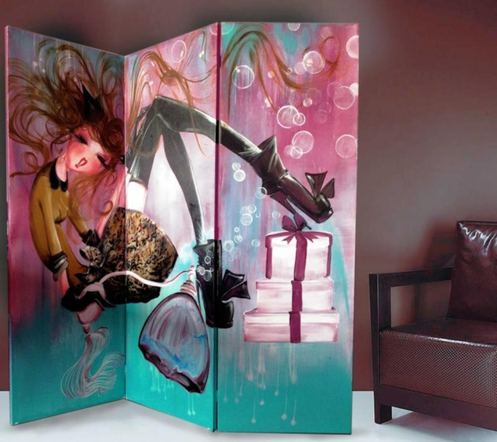 Paravent design pour un int rieur cr atif design feria - Ambiance boudoir et design ...