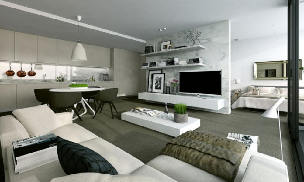 D coration petit appartement moderne - Idee deco appartement moderne ...