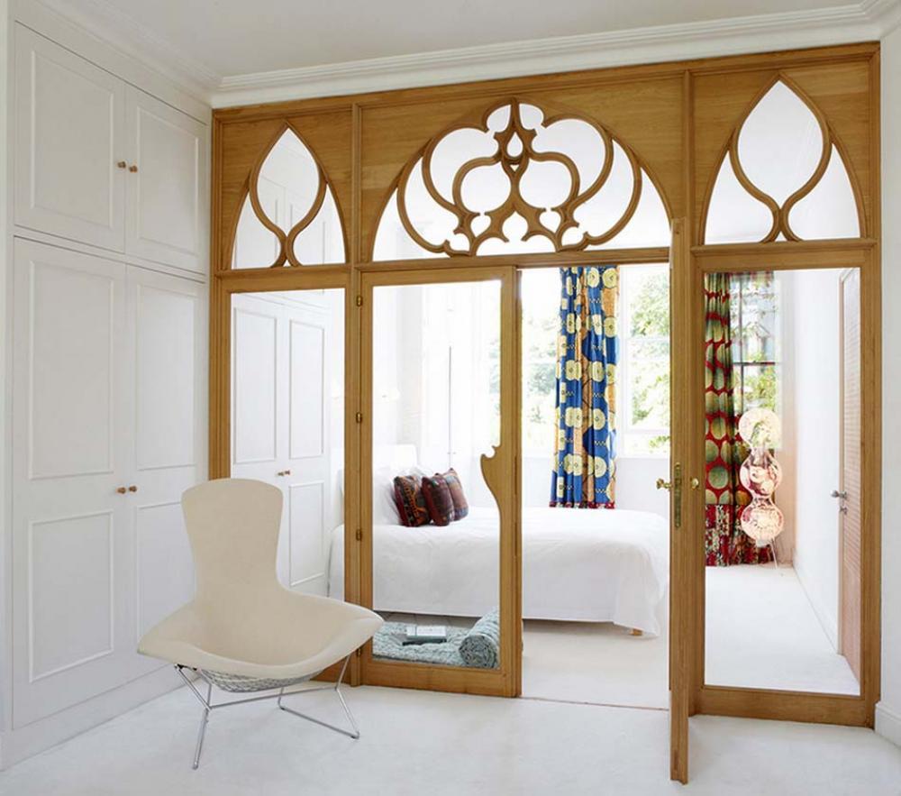 Delightful Porte Intérieure Vitrée Et Sa Place Dans Le Design Intérieur Du0027une Maison  Moderne