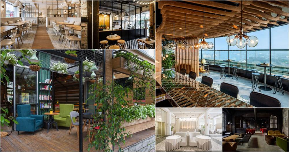 ambiance recherchée restaurant design luxe