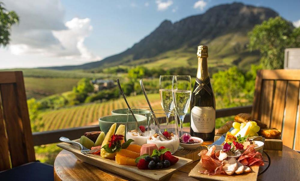Bed And Breakfast Stellenbosch Wine Route