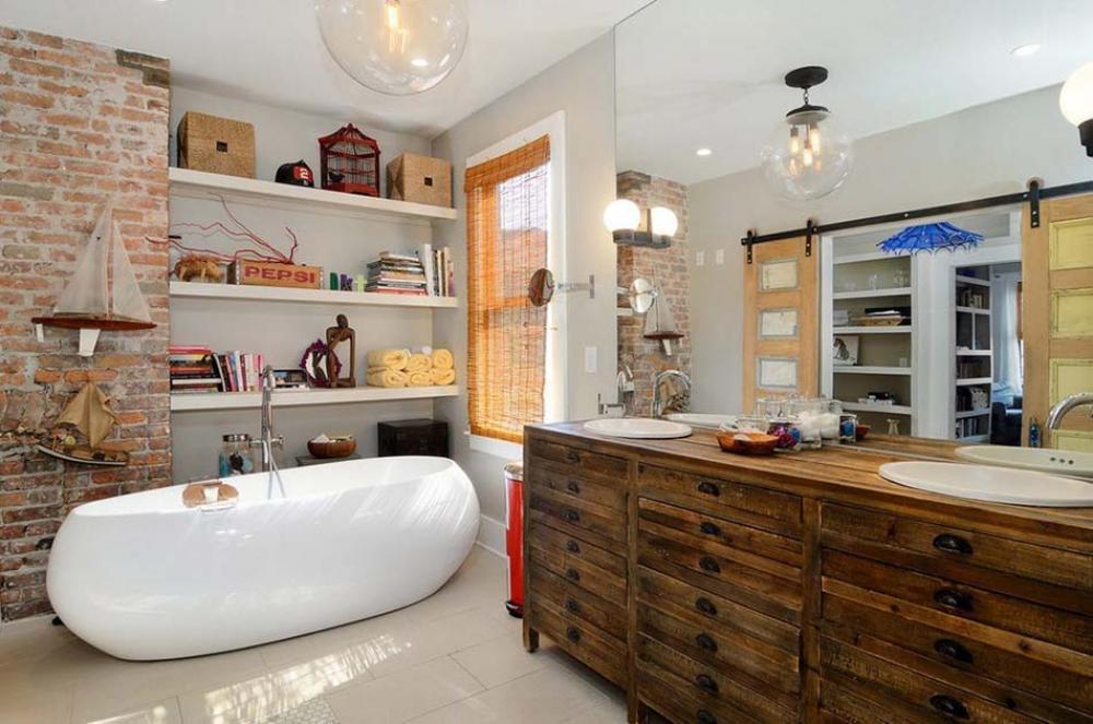 personnaliser sa salle de bain design avec un look extravagant ou ... - Photos Salle De Bain Design