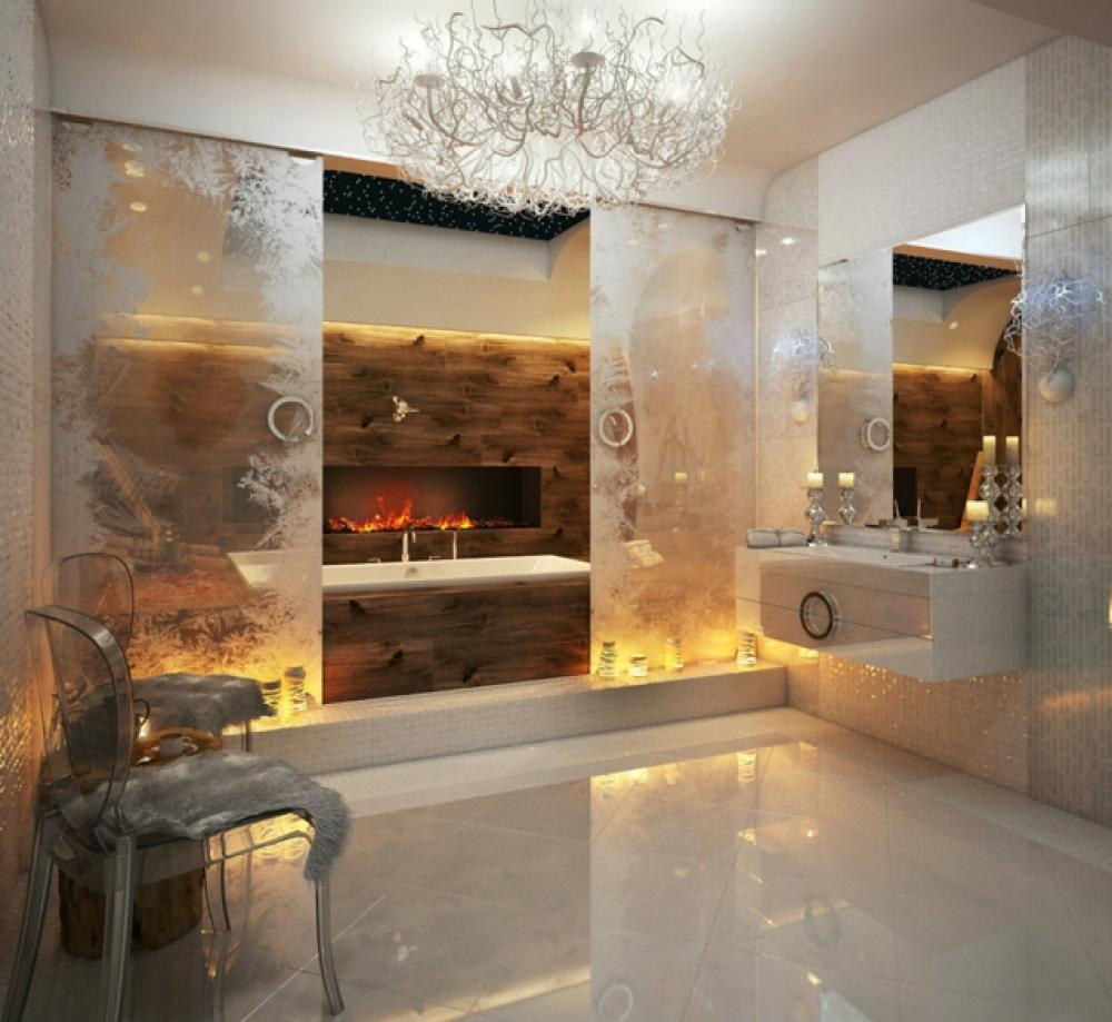 Beautiful Salle De Bain Luxueuse Moderne