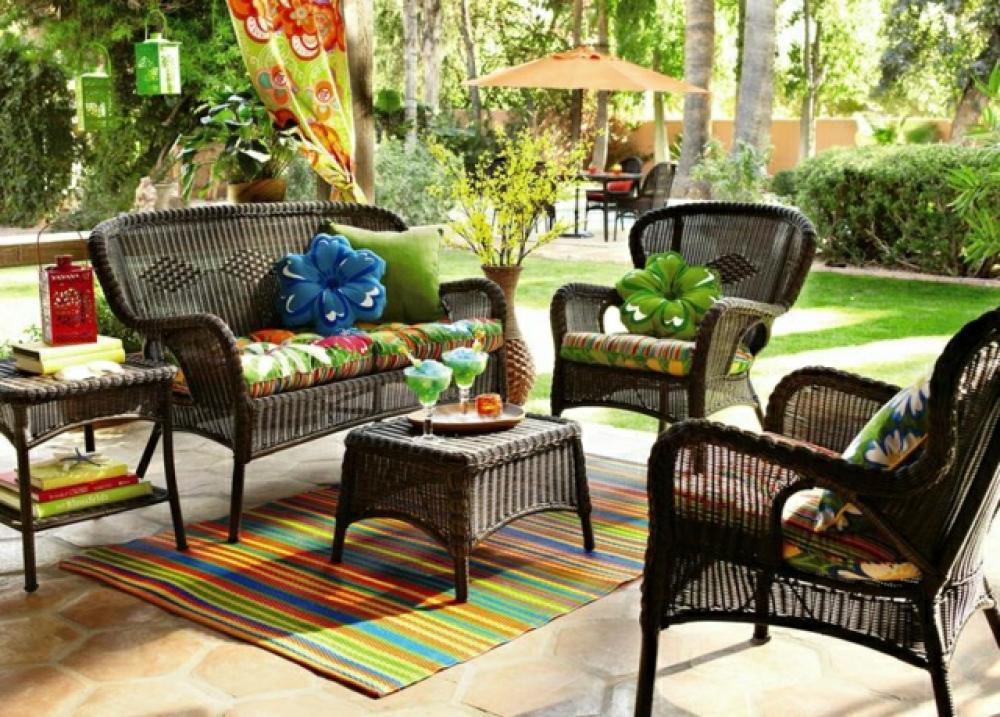 Merveilleux Mobilier Meubles Jardin Outdoor Living Plein Air