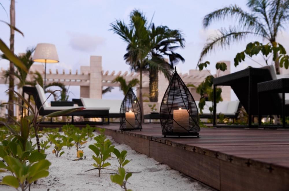 vacances séjour Mexique hôtel design luxe