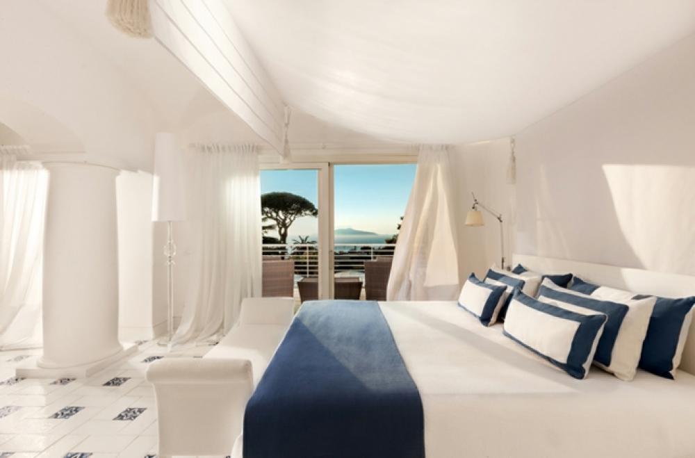 Capri Palace Hotel U0026 Spa U2013 Un Voyage Au Cœur Du Luxe