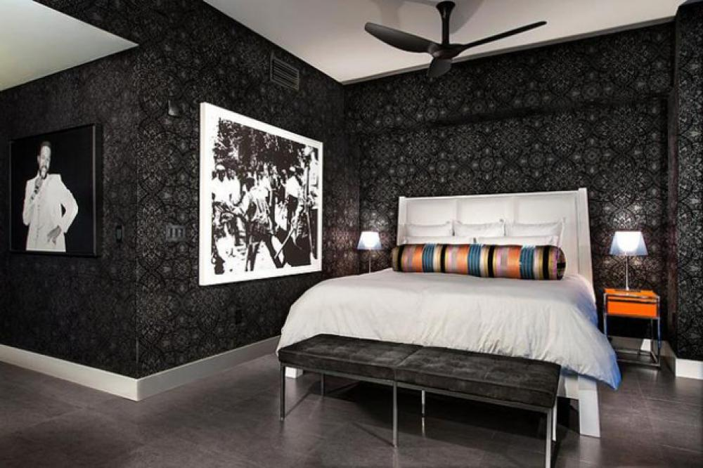 Tendance couleur chambre coucher unique design feria - Couleur chambre a coucher ...