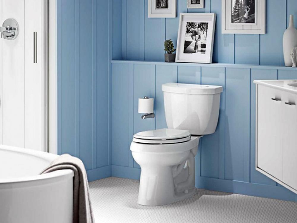 toilettes design sans contact