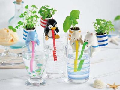 mini jardinières pour les enfants
