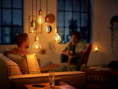 ampoules LED lumières LED intérieur deco design maison