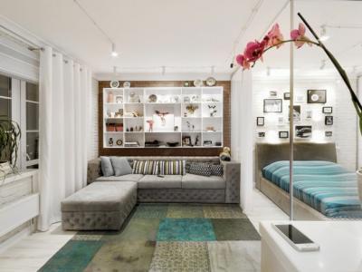 ameublement design petit appartement
