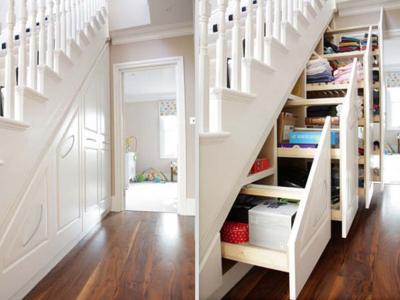 idées pratiques intérieur maison optimiser l'espace