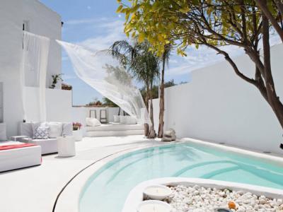 patio de rêve villa de luxe