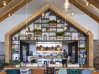 projet innovant résidence construite neuve