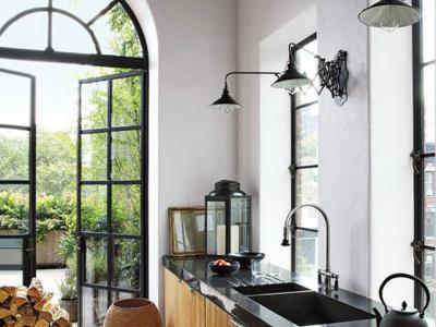 Magnifique et moderne cuisine