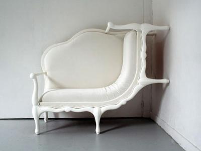 Canapé design décalé par Lila Jang