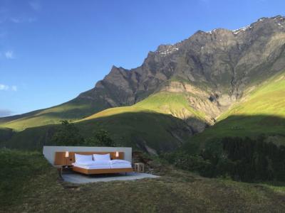 hôtel spa au cœur des alpes suisses