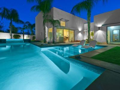 espaces extérieurs de luxe résidence