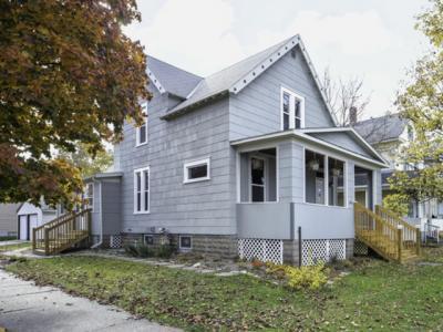 la maison après les travaux de rénovation