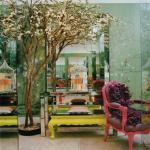 boutique à Londre de Matthew Williamson style bohème