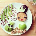 faire manger équilibré aux enfants