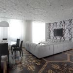 maison de luxe privée par le designer Marcel Wanders