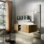 salle de bain design moderne industriel