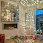 sapin de Noël originale et esthétique