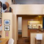 espace optimisé petit appartement de ville sympa