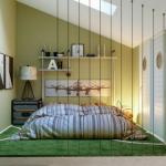 Chambre ado créative déco originale