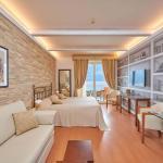 suite de luxe léonardo da vinci hôtel boutique italie