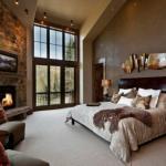 design rustique chambre originale