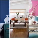 palettes de couleurs design intérieur