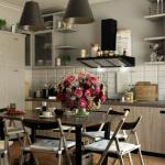 cuisine moderne designer luxe
