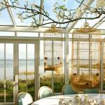 intérieur artistique volières cages à oiseaux déco