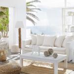 design intérieur moderne séjour maison secondaire mer