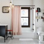 salle de bains moderne design industriel