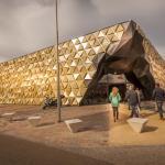architecture originale commerce gold souk