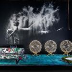 luminaire design luxe séjour lampadaire