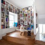 idée d'aménagement intérieur créatif coin de lecture