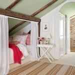 aménagement lit optimiser espace petit appartement de ville