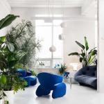 loft design industriel logement de ville luxe