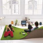 tapis design original chambre enfant