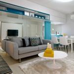 travaux appartement rénové intérieur design
