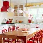 cuisine design retro vintage idees deco