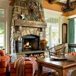 Séjour maison de vacances ambiance campagne