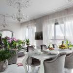 design intérieur élégant appartement de ville
