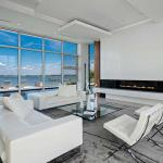 résidence de luxe vue sur mer