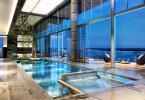 la piscine de luxe penthouse Miami